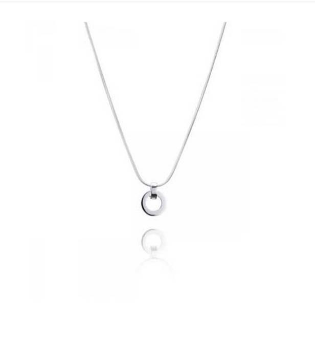 Bilde av Ring around smykke, sølv