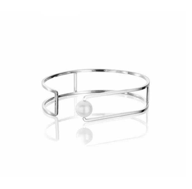 Bilde av Pop armband, sølv